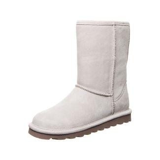 Bearpaw ELLE SHORT Stiefel Damen WINTER WHITE (909)