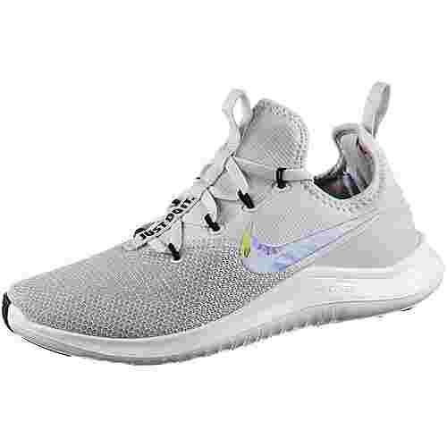 Nike Free TR 8 Fitnessschuhe Damen pure platinum/black