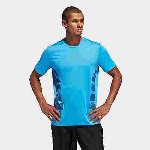 adidas Supernova T-Shirt T-Shirt Herren blau