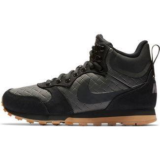 Nike MD Runner 2 Sneaker Damen black-black-gum light brown