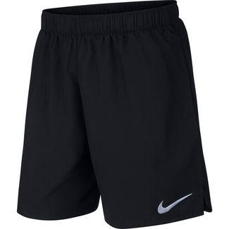 Nike Challenger Laufshorts Herren black-reflective-silver