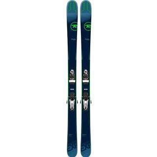 Rossignol EXPERIENCE 84AI / NX 12 Konect All-Mountain Ski blau/grün