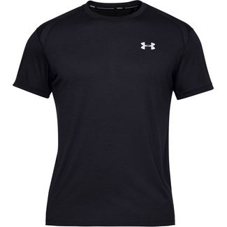Under Armour STREAKER 2.0 Laufshirt Herren black