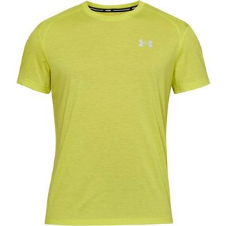Under Armour STREAKER 2.0 Laufshirt Herren lima bean