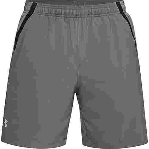 Under Armour LAUNCH SW Laufshorts Herren pitch grey