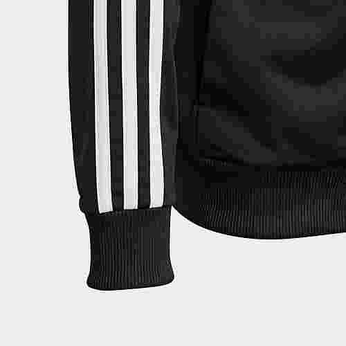 adidas Tiberio Trainingsanzug Trainingsanzug Herren Black / Grey Two / White