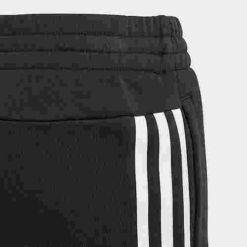 adidas Must Haves 3-Streifen Hose Sweathose Damen Black / White