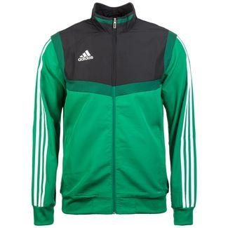 adidas Tiro 19 Trainingsjacke Herren grün / schwarz