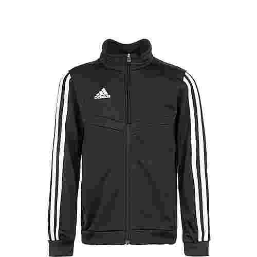 adidas Tiro 19 Trainingsjacke Jungen dunkelblau weiß im Online Shop von SportScheck kaufen