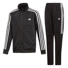 adidas Trainingsanzug Herren Black / White