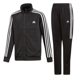 adidas Tiro Trainingsanzug Trainingsanzug Kinder Black / White