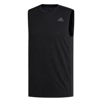 adidas Own the Run Shirt Tanktop Herren Schwarz