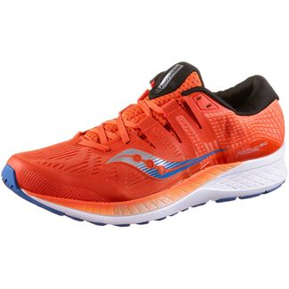 Saucony Ride ISO Laufschuhe Herren orange-blue