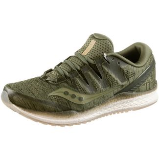 Saucony Freedom IS02 Laufschuhe Herren olive shade