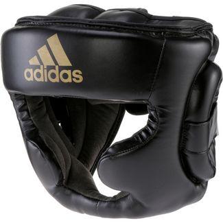 adidas Boxzubehör black-gold