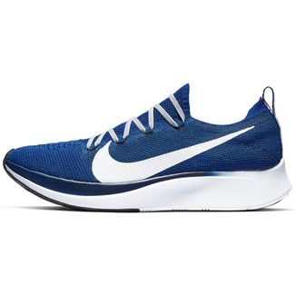 Nike ZOOM FLY FK Laufschuhe Herren deep royal-white-blue void