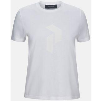 Peak Performance T-Shirt Damen white