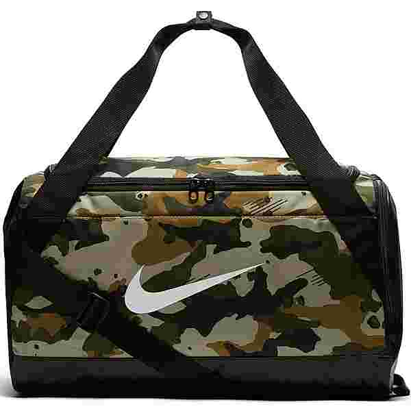 Nike BRASIL Sporttasche neutral olive-black-white