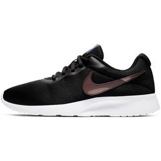 Nike Tanjun Sneaker Damen black-black-white