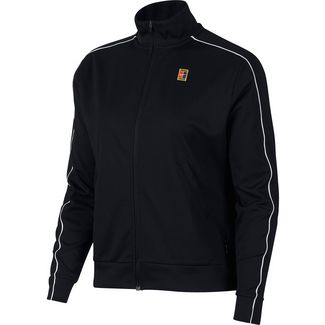 Nike W NKCT WARM UP JACKET Trainingsjacke Damen black-black-white