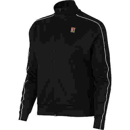 Nike W NKCT WARM UP JACKET Trainingsjacke Damen black-black-white