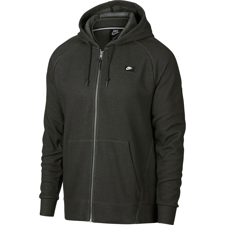83dc147a8ec63 Nike NSW OPTIC Sweatjacke Herren