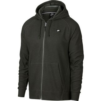 Nike NSW OPTIC Sweatjacke Herren sequoia-htr