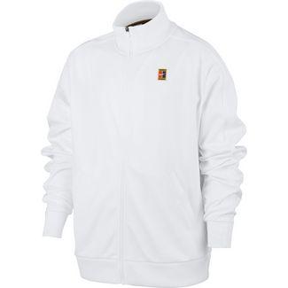 Nike W NKCT WARM UP JACKET Trainingsjacke Damen white-white-white