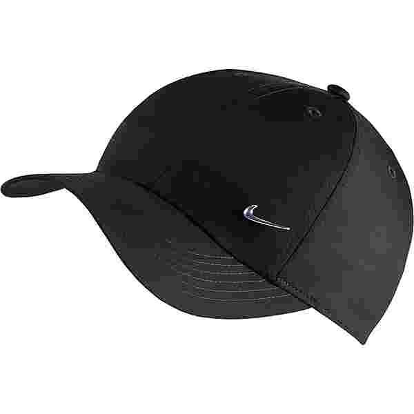 Nike Heritage 86 Cap Kinder black-metallic-silver
