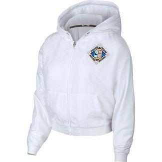 Nike W NKCT JACKET STADIUM Trainingsjacke Damen white-black