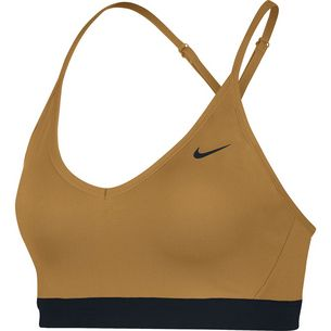 Nike Indy Sport-BH Damen wheat-black