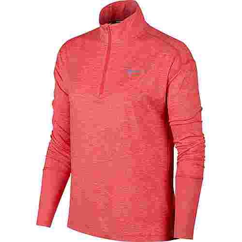 Nike Laufshirt Damen ember glow-pink gaze-reflective silver