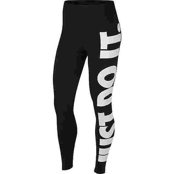 Nike NSW Legasee Leggings Damen black-white