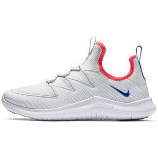 Nike Free TR 9 Fitnessschuhe Damen white-racer blue-pure platinum