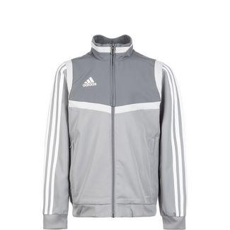 Jacken » Fußball von adidas in grau im Online Shop von