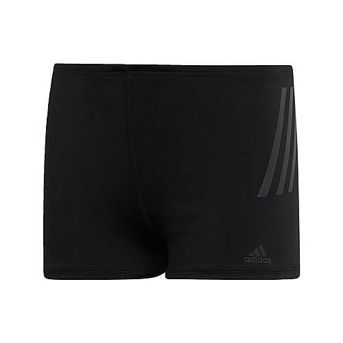 41f992fa3168c Adidas Pro 3-Streifen Boxer-Badehose Badehose Herren Black / Carbon im  Online Shop von SportScheck kaufen
