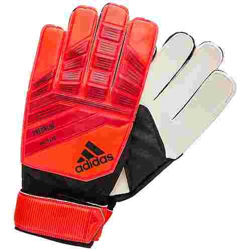 adidas Predator Training Torwarthandschuhe Herren rot / schwarz