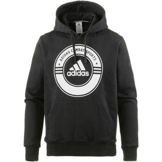 adidas Hoodie black-white
