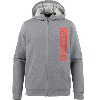 Calvin Klein Hoodie Herren medium-grey-heather