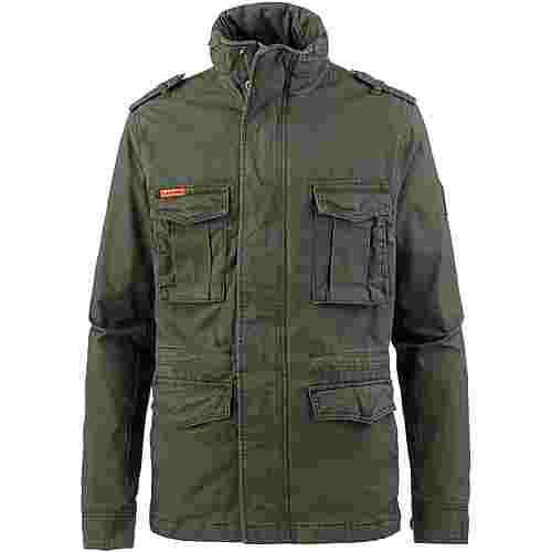 Superdry Jacke Herren forest night