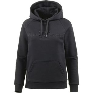 Peak Performance Hoodie Damen black