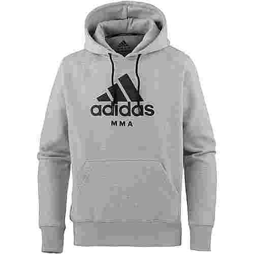 adidas Hoodie grey-black