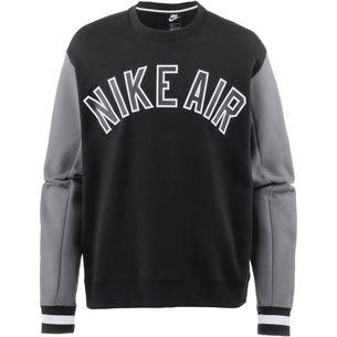 Nike NSW NIKE AIR Sweatshirt Herren black-dark grey-black