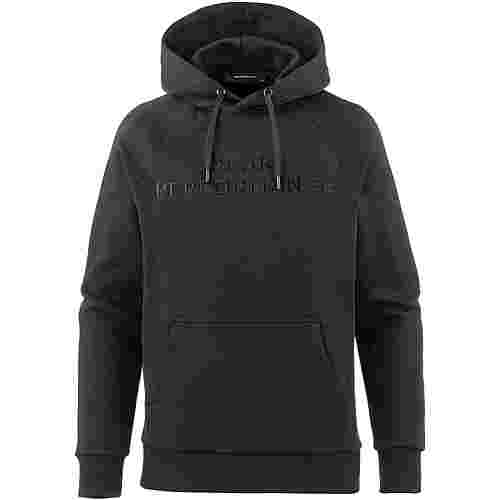 Peak Performance Hoodie Herren black