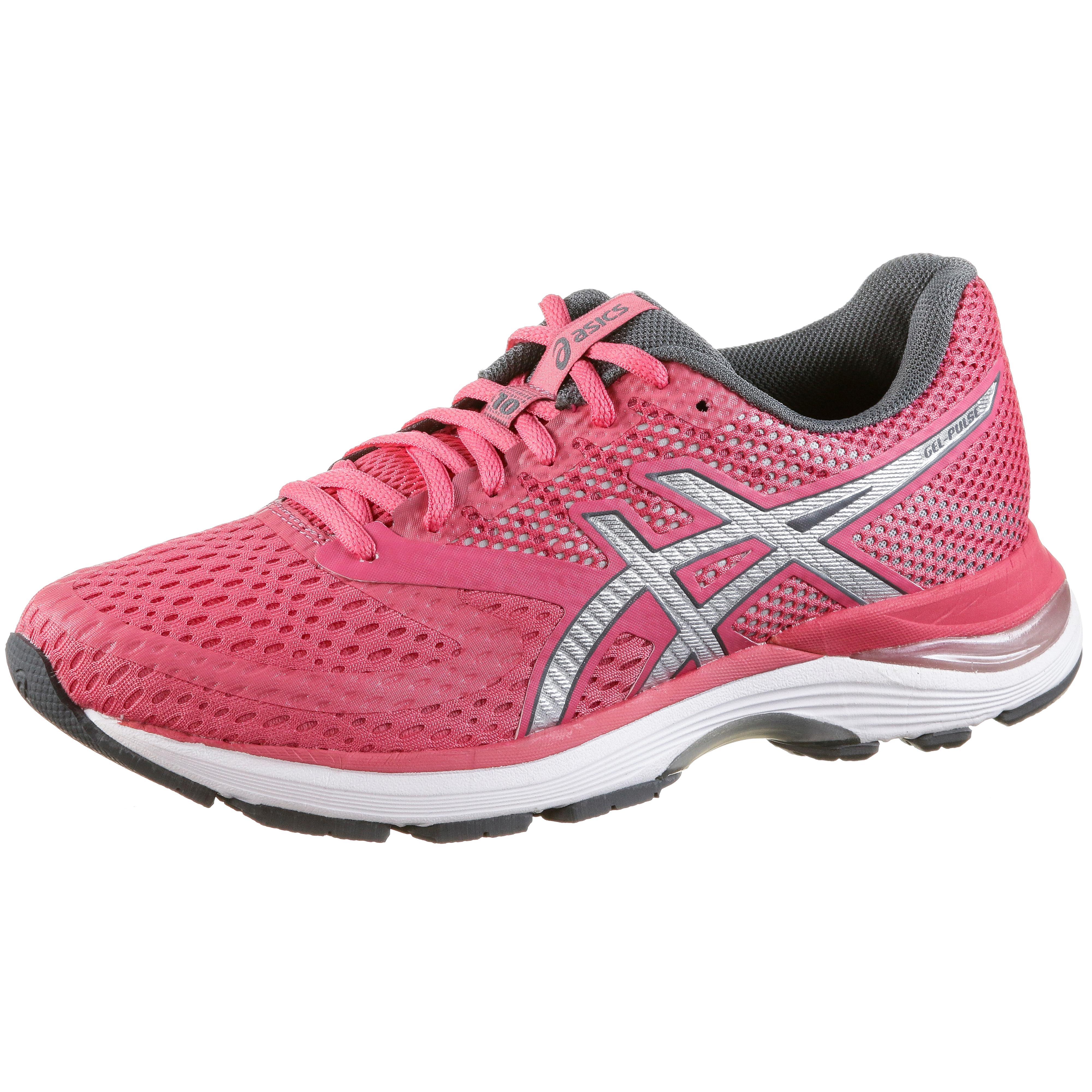 ASICS GEL PULSE 10 Laufschuhe Damen pink cameo silver im Online Shop von SportScheck kaufen