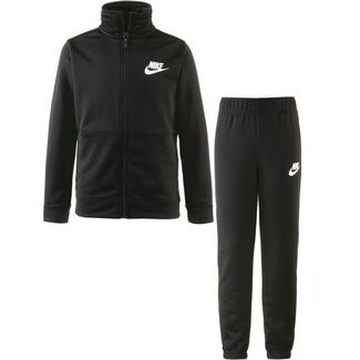 Nike NSW Poly Trainingsanzug Kinder black-black-white