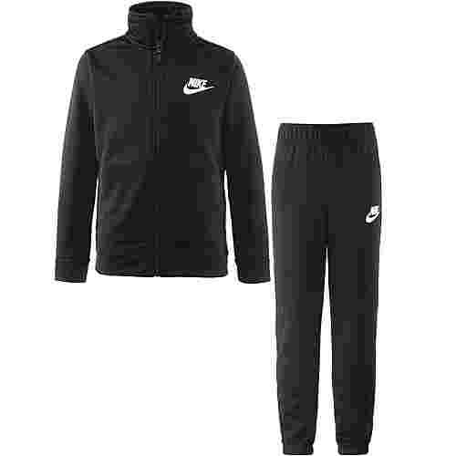 Nike NSW Poly Trainingsanzug Kinder black-black-white