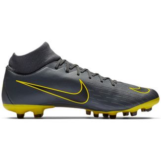 various colors 552be 850a3 Nike MERCURIAL SUPERFLY 6 ACADEMY FGMG Fußballschuhe dk grey-black-dk grey