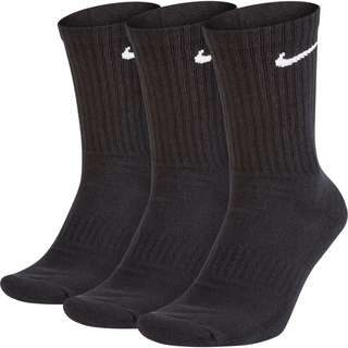 Nike CREW Socken Pack black-white