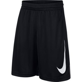 Nike Funktionsshorts Kinder black-anthracite-black-white